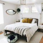 50 Amazing Modern Bedroom Decoration Ideas with Luxury Design (33)