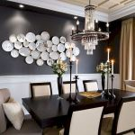 80 Elegant Modern Dining Room Design and Decor Ideas (35)