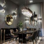 80 Elegant Modern Dining Room Design and Decor Ideas (40)