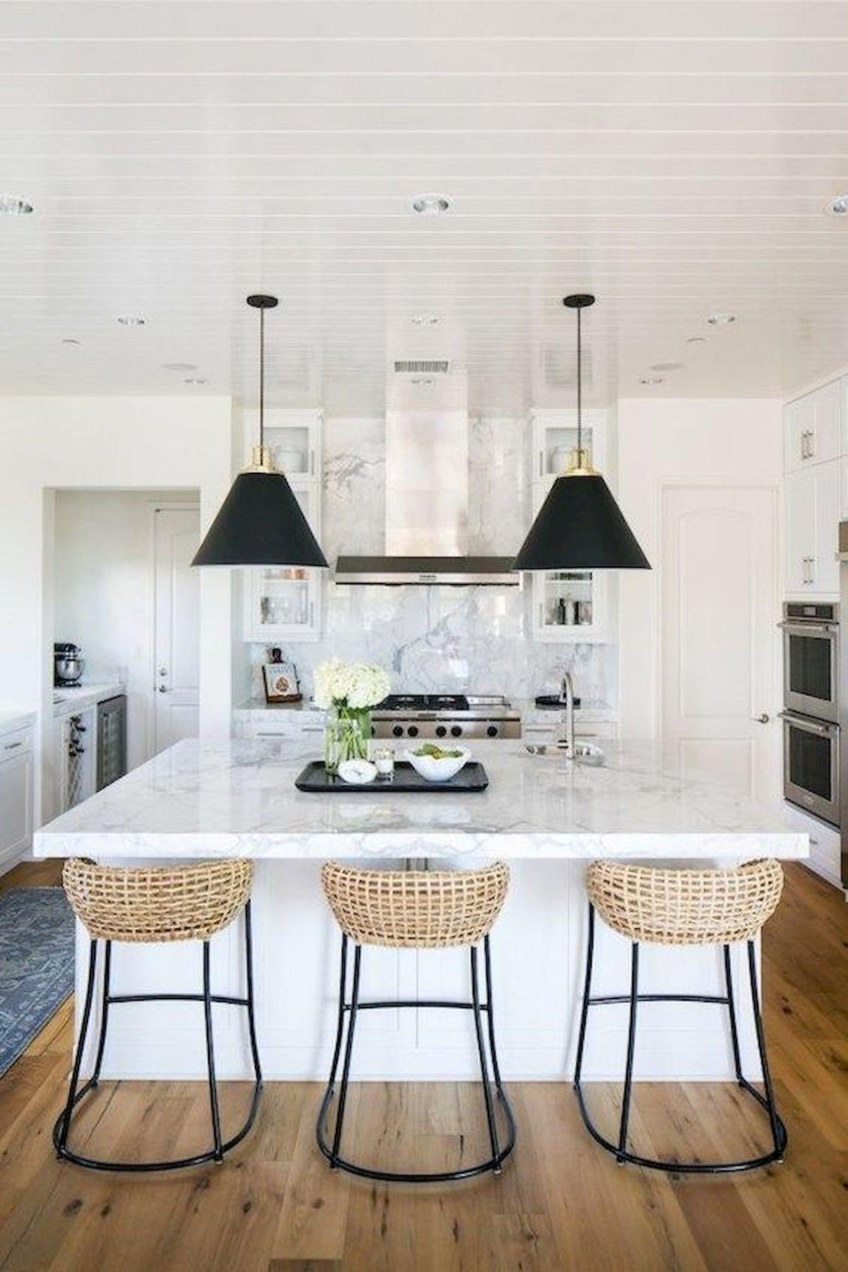 80 Elegant Modern Dining Room Design And Decor Ideas (59)