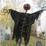 30 Awesome Outdoor Halloween Decorations Ideas (29)