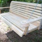 30 Fantastic DIY Wooden Pallet Swing Chair Ideas (1)