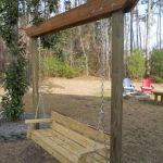 30 Fantastic DIY Wooden Pallet Swing Chair Ideas (13)