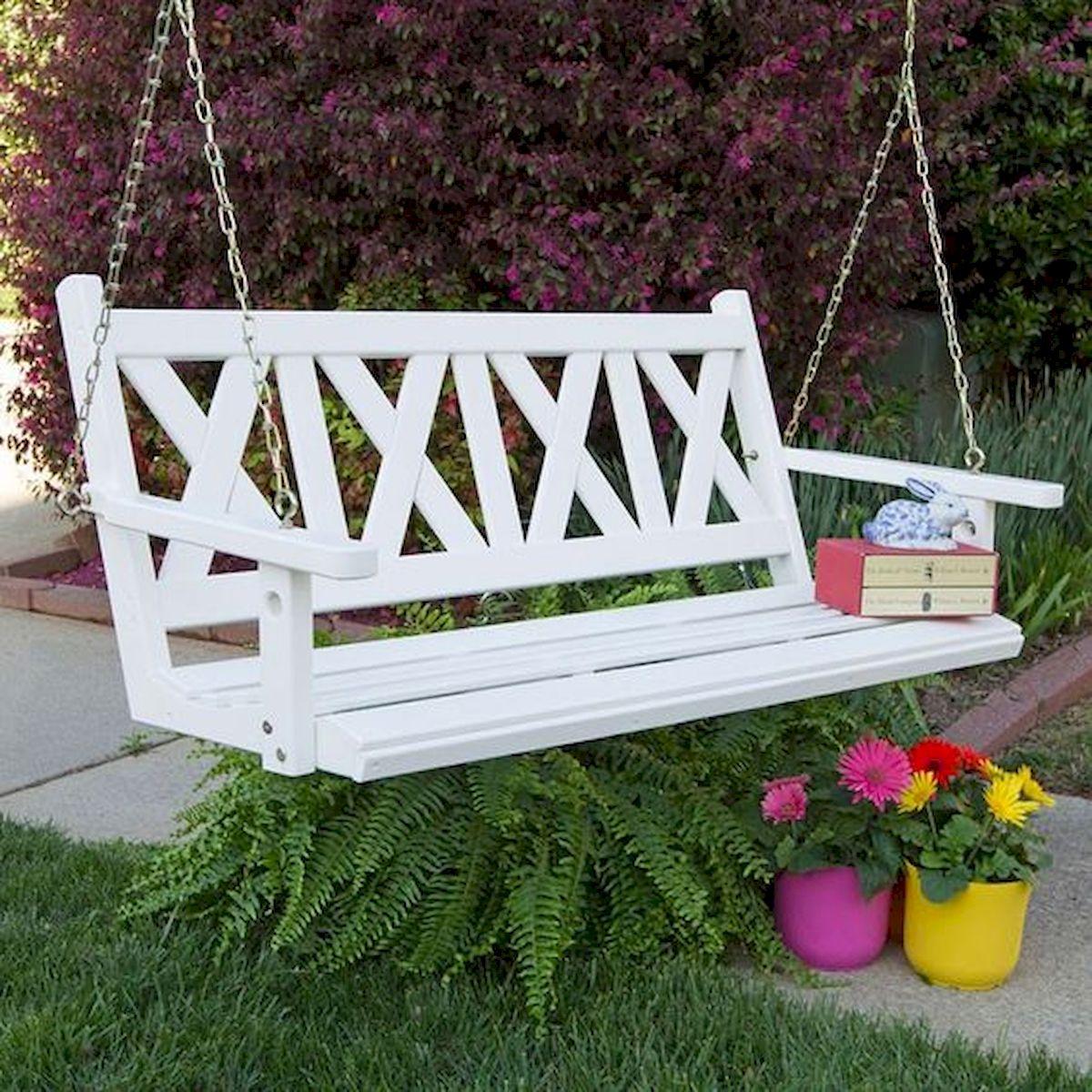 30 Fantastic DIY Wooden Pallet Swing Chair Ideas (24)
