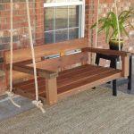 30 Fantastic DIY Wooden Pallet Swing Chair Ideas (26)