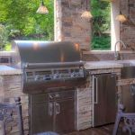 30 Fantastic Outdoor Kitchen Ideas and Design On A Budget (13)
