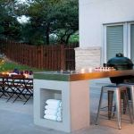 30 Fantastic Outdoor Kitchen Ideas and Design On A Budget (15)