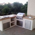 30 Fantastic Outdoor Kitchen Ideas and Design On A Budget (24)