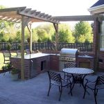 30 Fantastic Outdoor Kitchen Ideas and Design On A Budget (5)