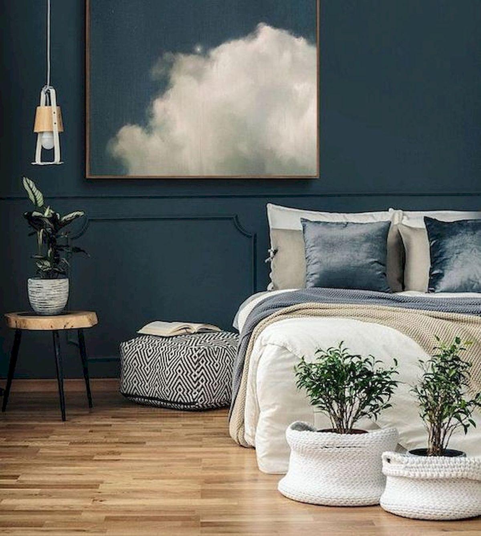 36 Beautiful Wall Bedroom Decor Ideas That Unique (27 ...