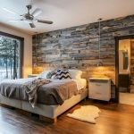 36 Beautiful Wall Bedroom Decor Ideas That Unique (33)