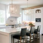 50 Amazing Modern Kitchen Design and Decor Ideas With Luxury Stylish (28)