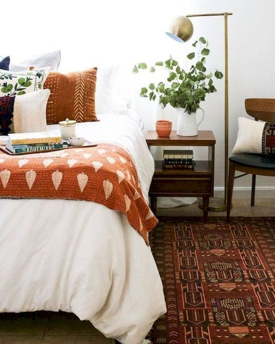 30 Cozy Fall Decoration Ideas For Your Bedroom (16)