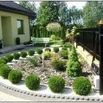 40 Fabulous Modern Garden Designs Ideas For Front Yard and Backyard (2)