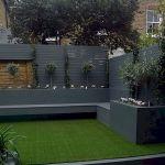 40 Fabulous Modern Garden Designs Ideas For Front Yard and Backyard (8)