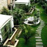 40 Fabulous Modern Garden Designs Ideas For Front Yard and Backyard (9)