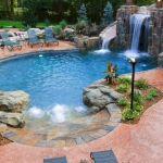 30 Awesome Backyard Swimming Pools Design Ideas (23)