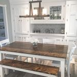 20 Best Farmhouse Dining Room Decor Ideas (3)