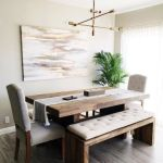 20 Best Farmhouse Dining Room Decor Ideas (9)