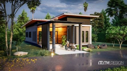 storey bedroom modern simple designs three plans houseanddecors floor thai pesos million bungalow budget cozier gets cheap philippine specifications homes
