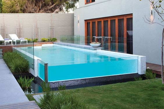 Cool Above Ground Pools