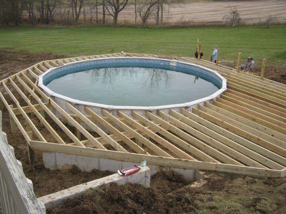 DisadvantagesAbove Ground Pool Ideas