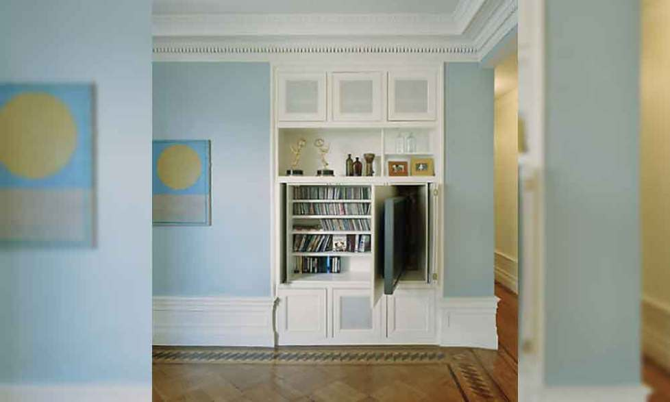 living room dvd storage ideas