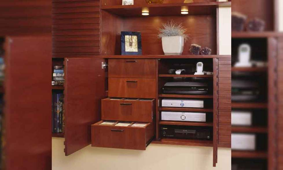 dvd movie storage ideas