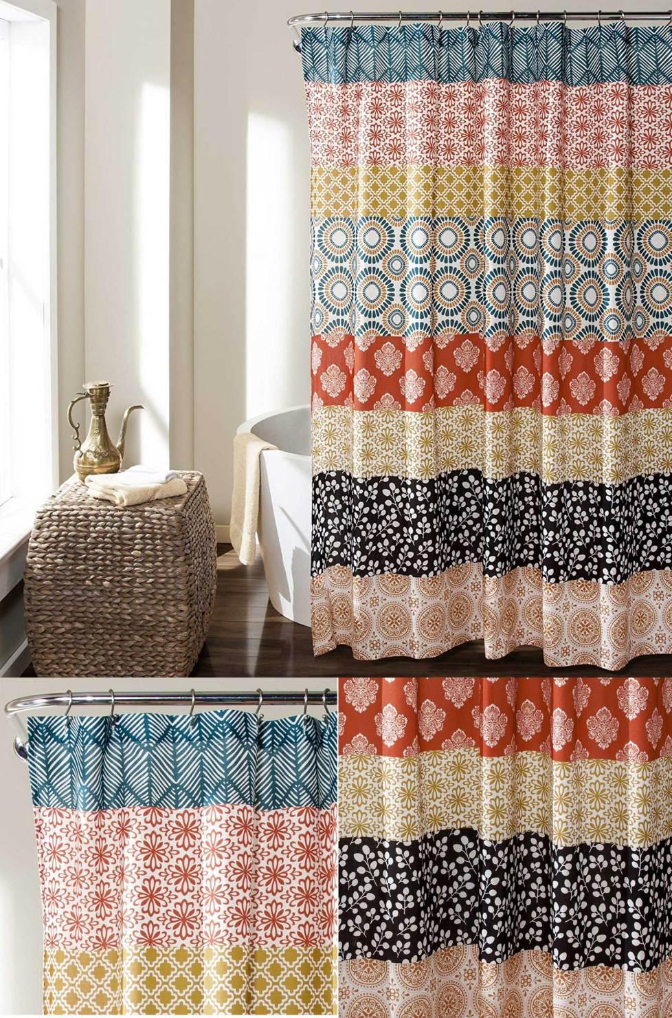 bohemian curtain