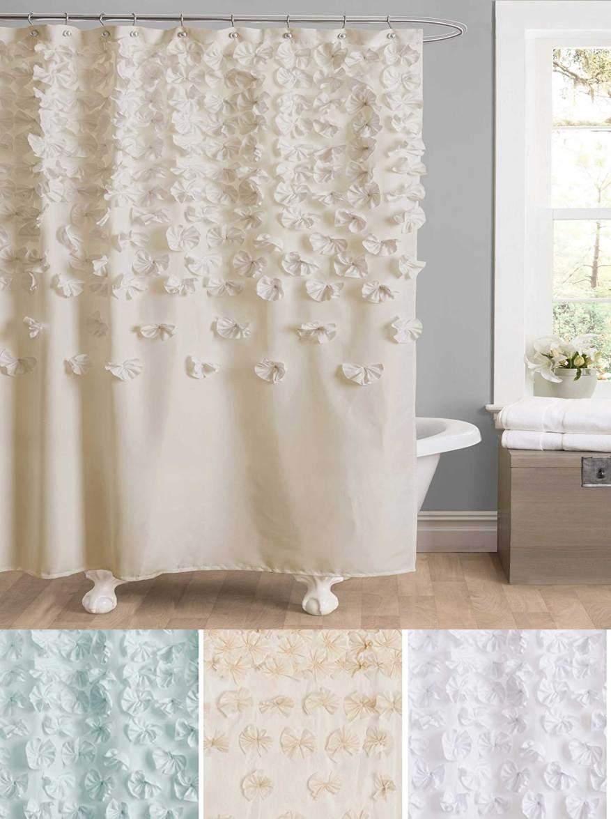 elehgant look curtain