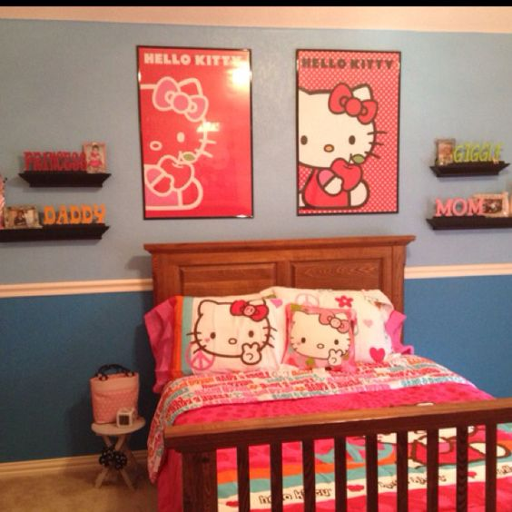 Hello Kitty Decorations for Bedroom