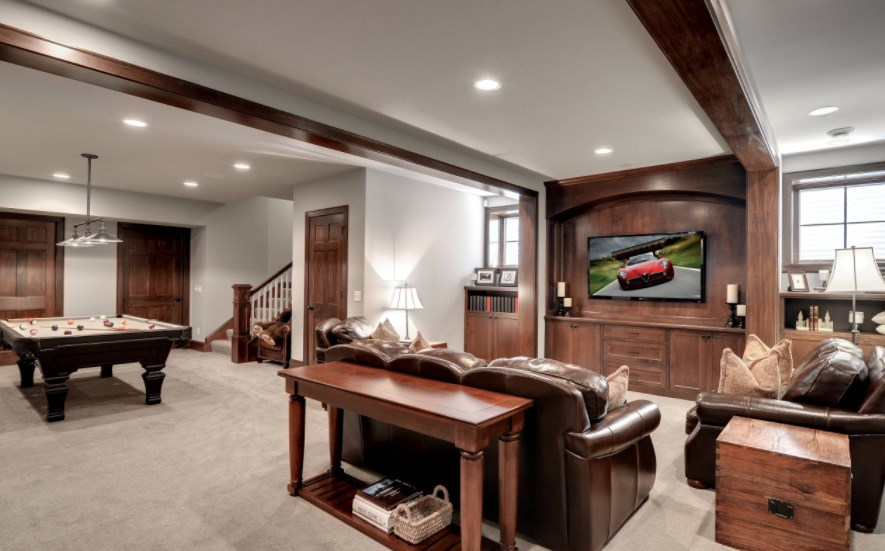 21+ Recreational Room Ideas & Pictures – Rec Room | House ...