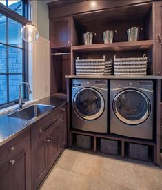 Remodeling Laundry Room in Basement