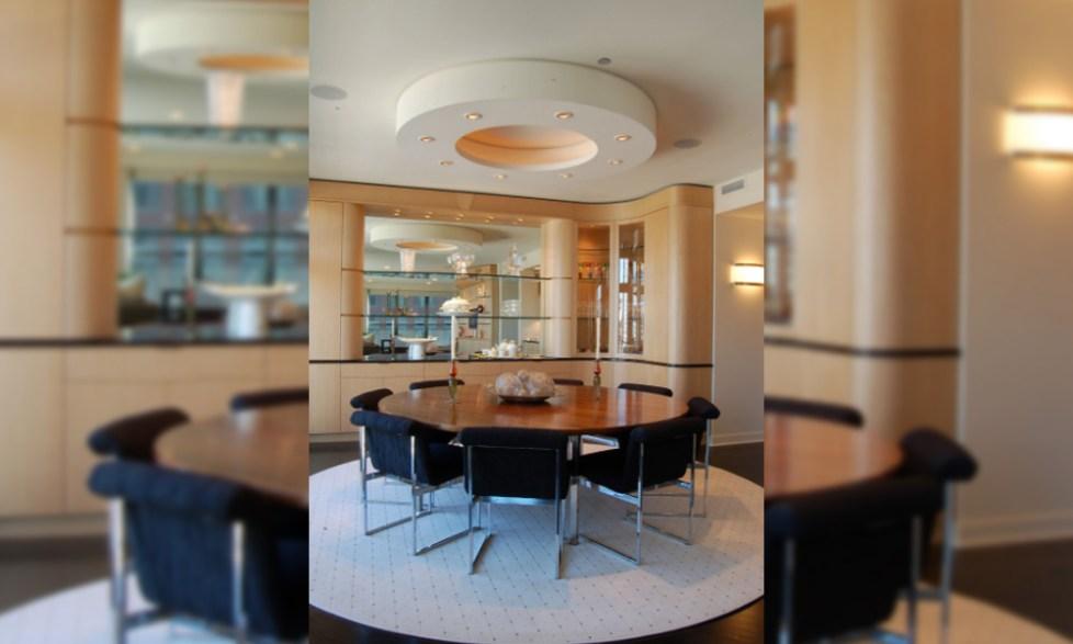 interior design of conference room