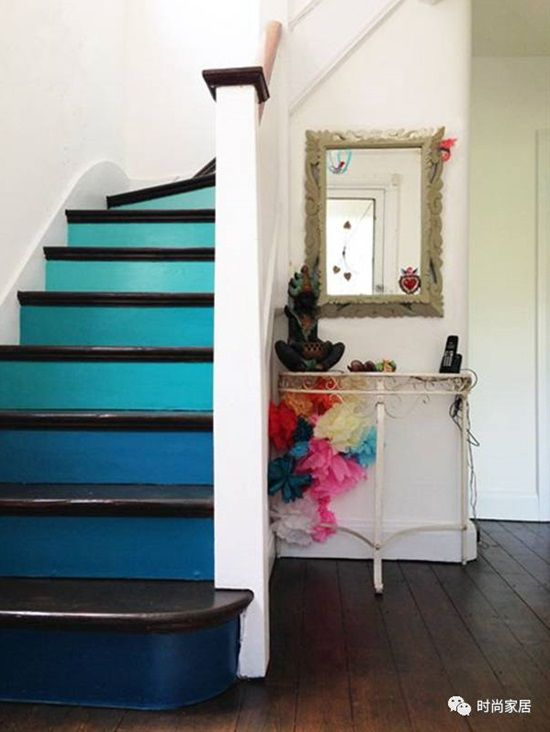 Staircase Paint Ideas