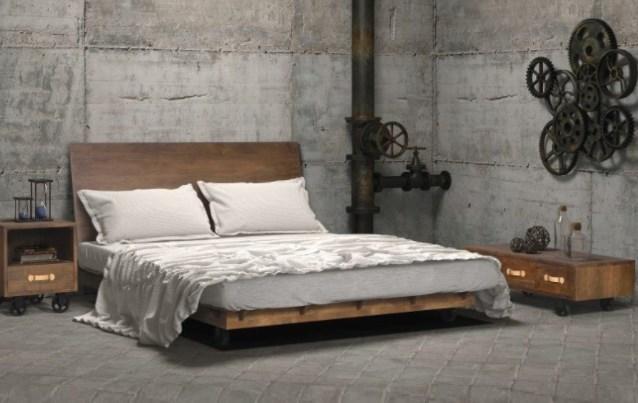 Steampunk Bedroom Set