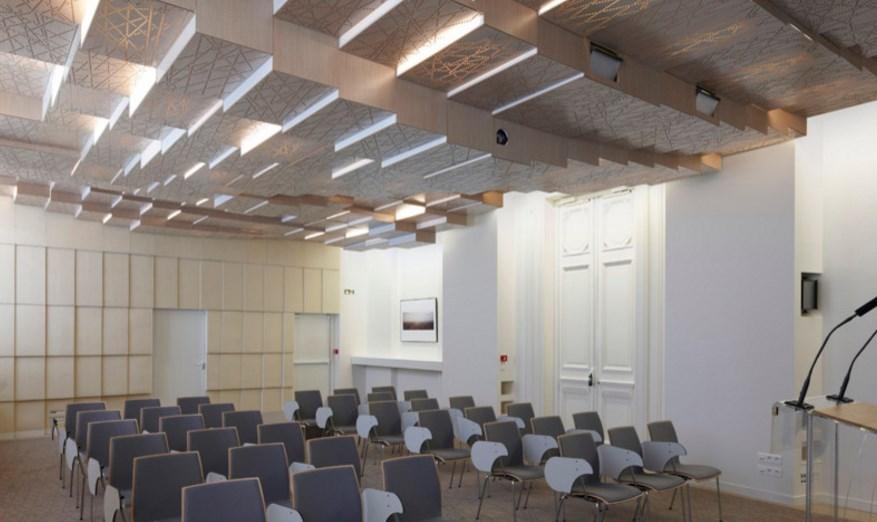 conference room design plan