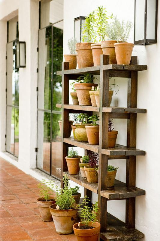 Wooden Plant Stands Indoor