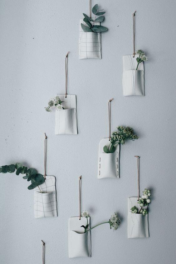 Wall Plant Pots