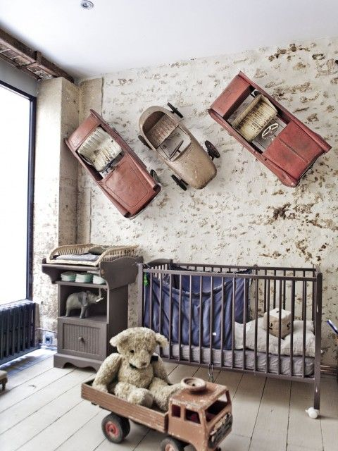 Ideas for Baby's Room
