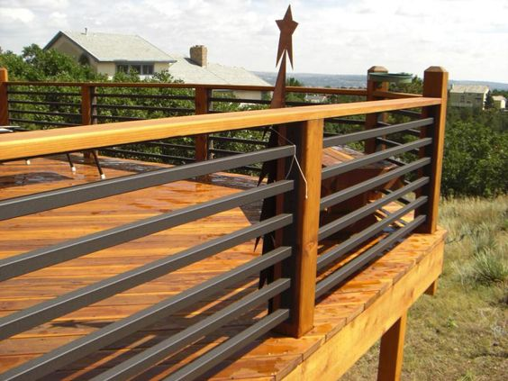 Porch Railing Ideas
