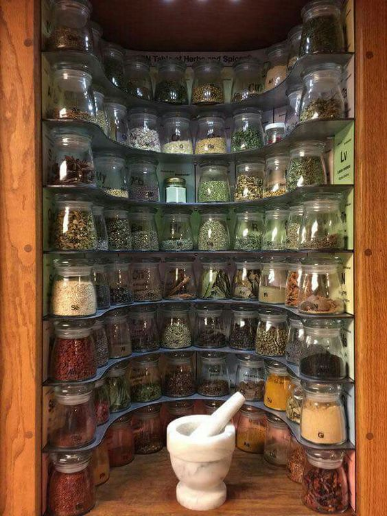 Spice Rack DIY