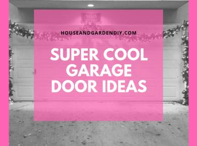 Cool door garage ideas