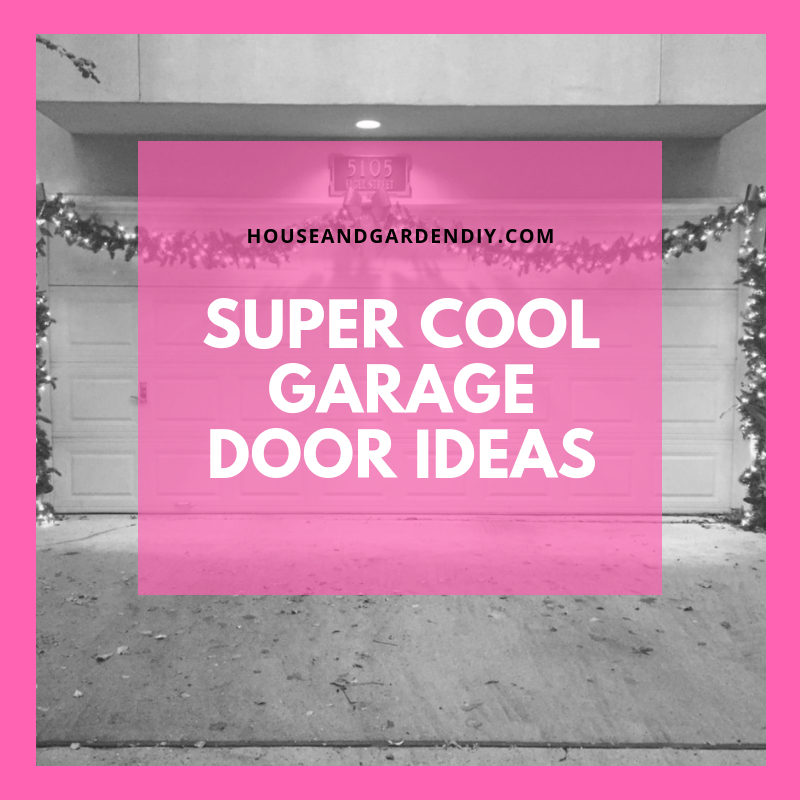Cool door garage ideas