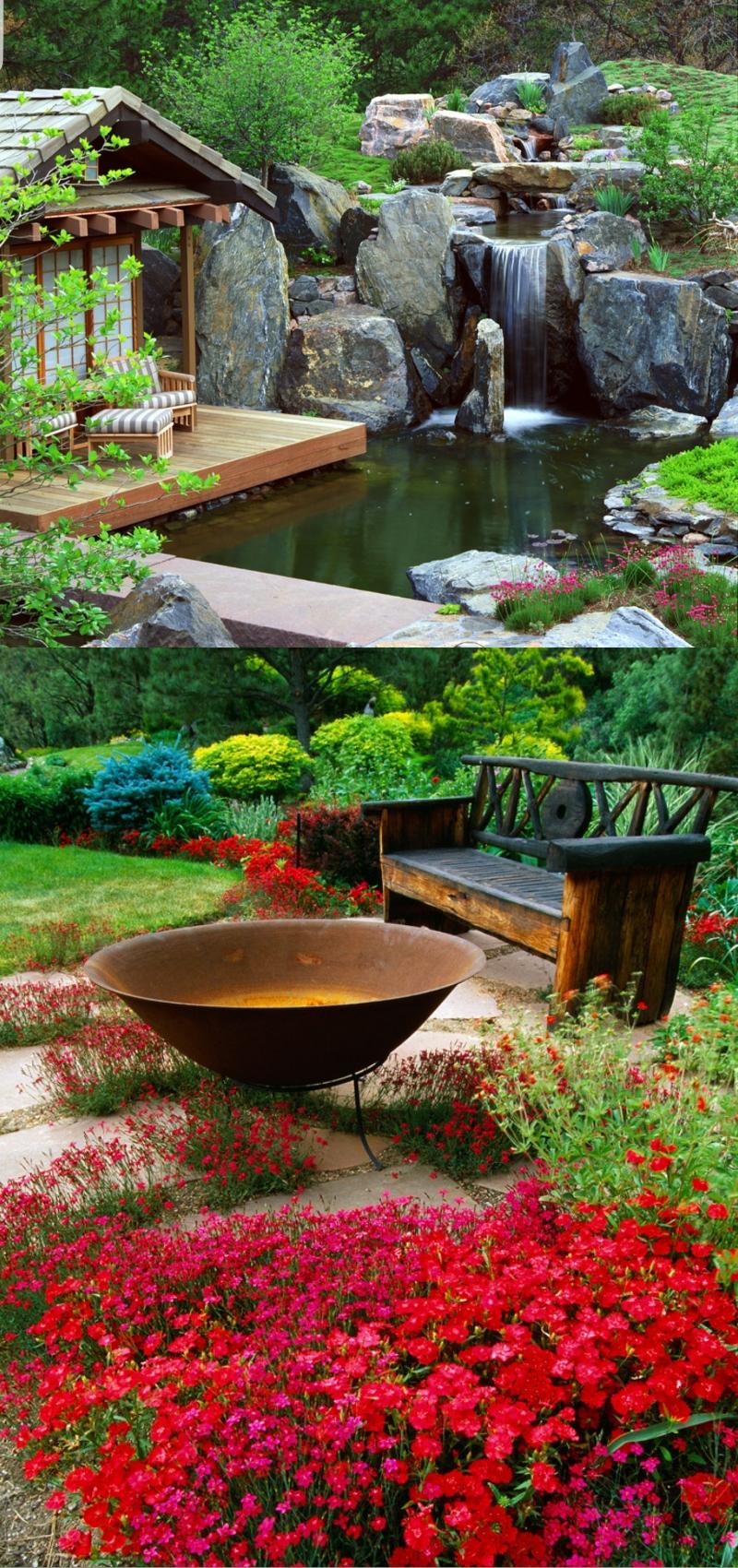 wooden bench ideas