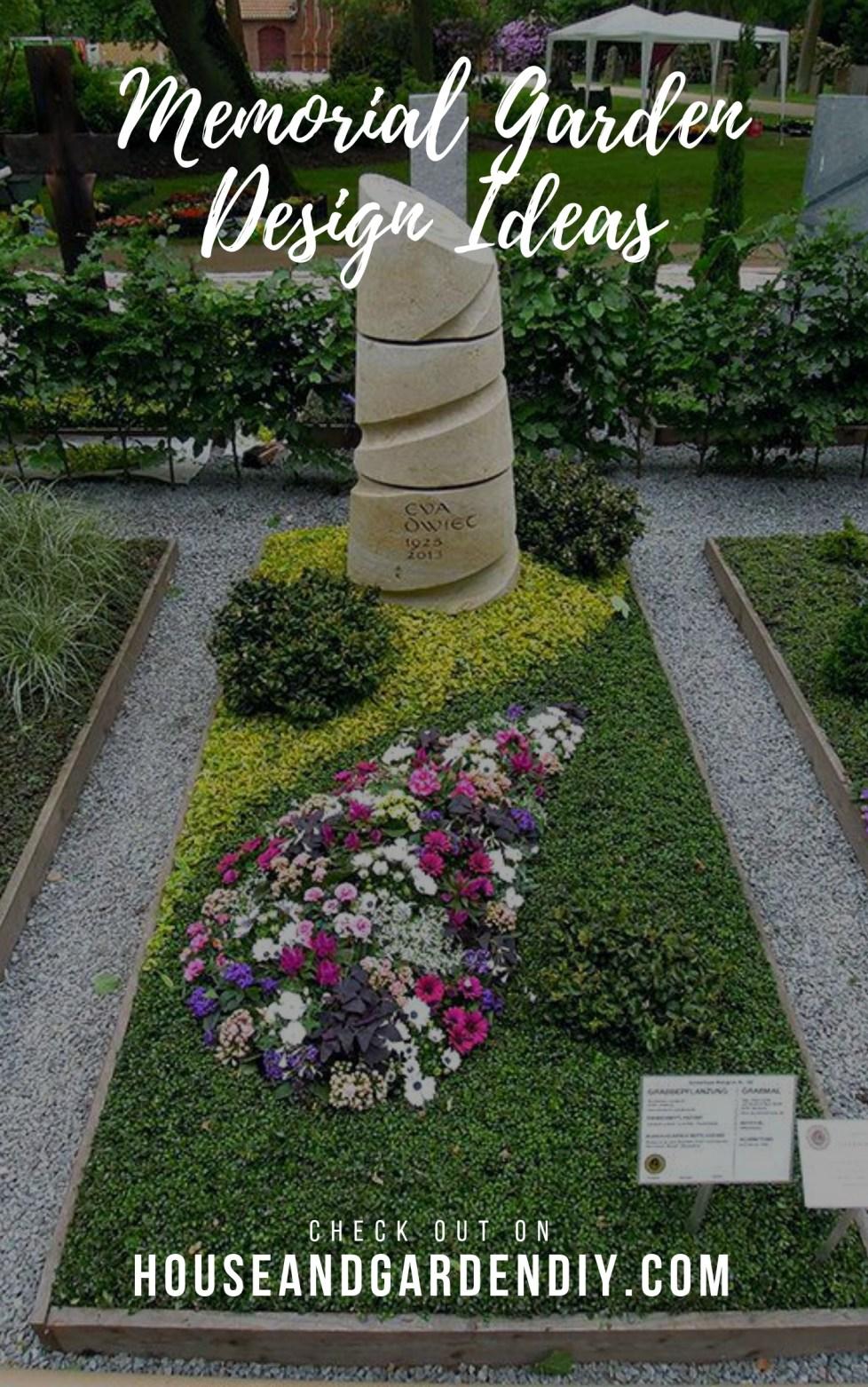 Memorial Garden Design Ideas