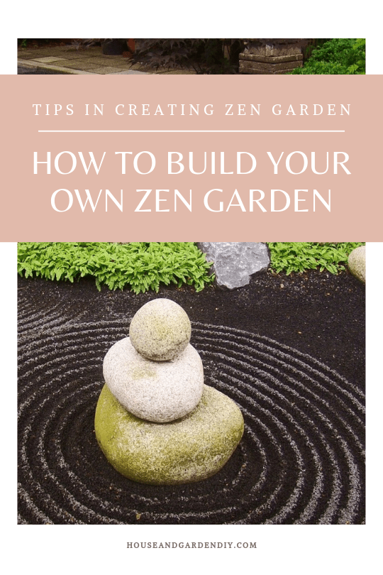 21+ Beautiful Zen Garden Ideas 2019 (How to Build Zen Garden ... on mini rock garden, diy zen garden sand, mini zen sand table, japanese rock garden sand,