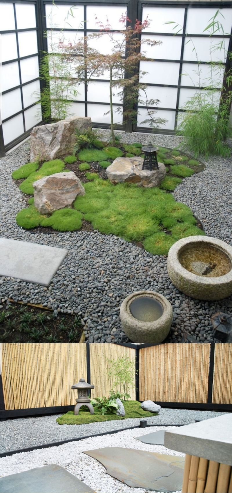 backyard zen garden designs