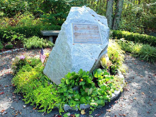 plant a memorial garden