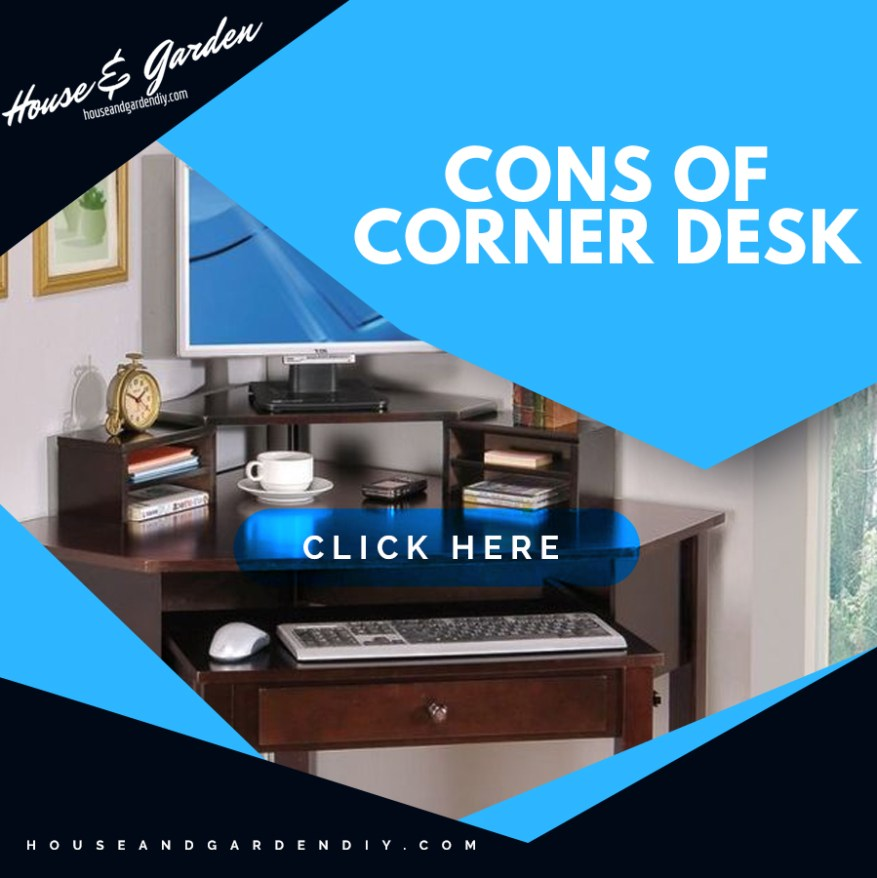 built in corner desk ideas